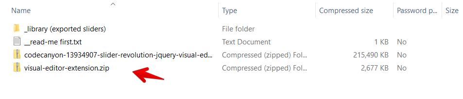 Revolution Visual Slider Builder - Hogash Studio Dashboard